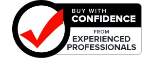 Buy with confidence from experienced professionals