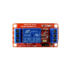 Optically Isolated, 12Volt DC Relay Board