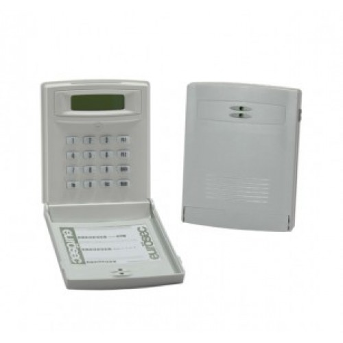 additional replacement lcd keypad for the eurosec cp8l cp8lrkp rh wholesalesecurity co uk Instruction Manual Book Manuals in PDF
