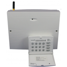 Texecom Veritas R8 Plus Control Panel with GSM SMS CALL Dialler and LED Keypad