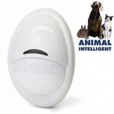 Pet Friendly Wired PIR Detector Immune to pets up to 38Kg