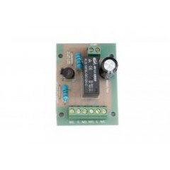 Wide Voltage Range AC / DC Input to Volt Free Output Interface Relay, Ideal For Access Control