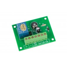 Simple Timer Relay Board
