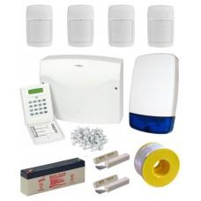 Eurosec CP8L Wired Alarm Kit