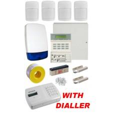 Scantronic 9651-41 Wired Burglar Alarm Kit with Auto Dialler