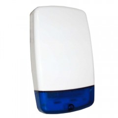 Live Bell Box for Wired Burglar Alarm VERY LOUD 118db