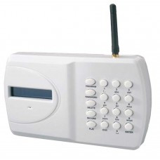 Burglar Alarm GSM SMS and Speech Dialler