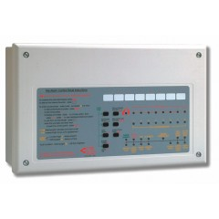 Conventional 2 Zone Fire Alarm Panel